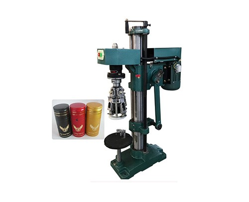 ALC-1 Semi auto ROPP Screw Capping Machine