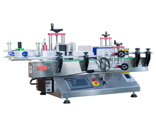 Table Type Round Bottle Labeling Machine