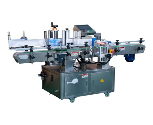 KP-50 Positional Round Bottle Labeling Machine