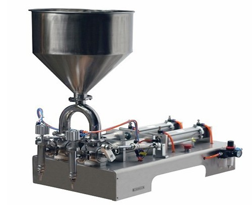 G2WGD Two Head Paste Filling Machine