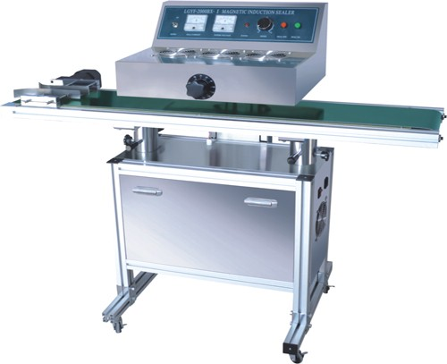 LGYF-2000-BX Continuous induction sealer