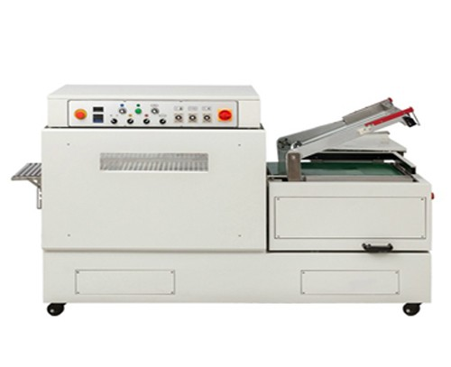 DFSC450 Continuous seal-cut-shrink combined machine